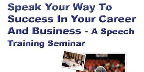 Public Speaking Course (PSC) Intake 28 (Skills Future Approved Course) tickets