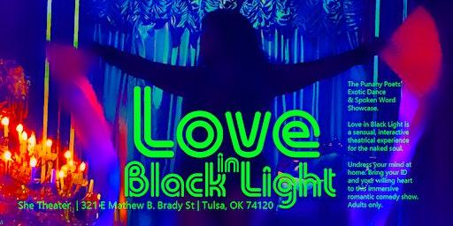"Tulsa - The Punany Poets ""Love in Black Light"""