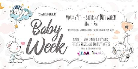 Wakefield Baby Week - Zumbini with Clare tickets