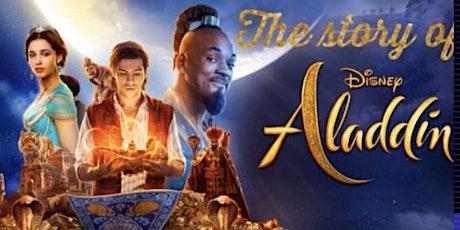 Bolton Allstarz Presents The Story of Aladdin Showcase tickets