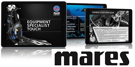 Workshop Equipment PADI/MARES biglietti
