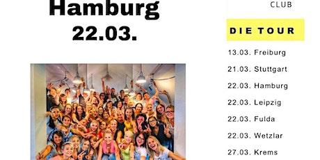 Change Club - Tour Hamburg Tickets