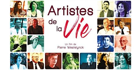 Soirées Artistes de la Vie billets