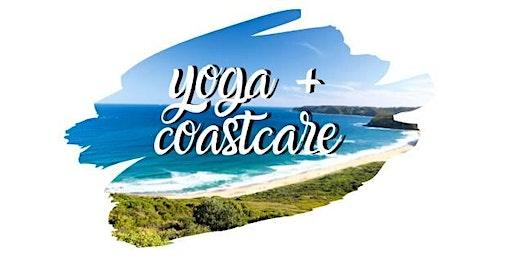 Yoga + Coastcare for Clean Up Australia Day!