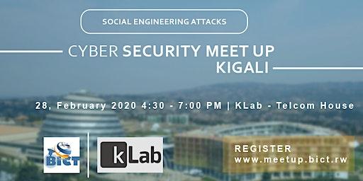 Cyber Security Meetup Kigali 28th February 2020