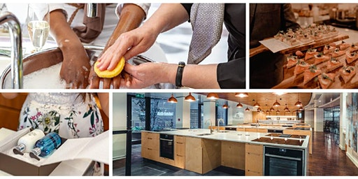 An Evening at The Cookery School at The Grand with Molton Brown - York