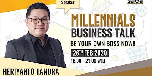 How Millennials Start Their Business: Be Your Own Boss!
