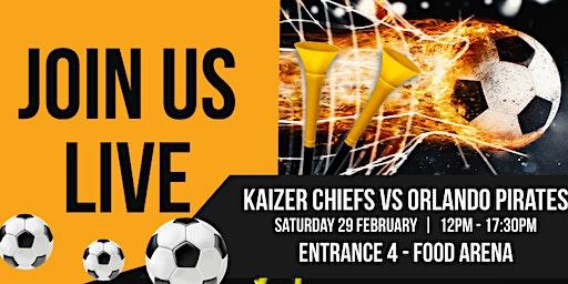 Westgate Shopping Centre Soweto Soccer Derby
