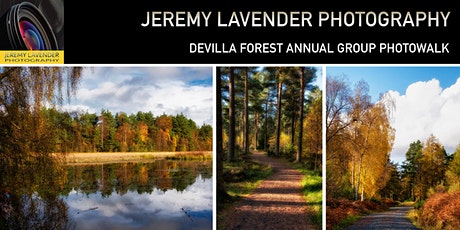 Kincardine Devilla Forest Annual Group Photowalk tickets