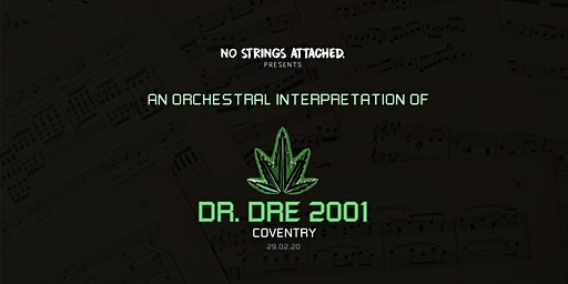 An Orchestral Rendition of Dr. Dre: 2001 - Coventry