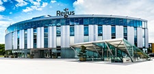 Regus Etoy iLife City logo