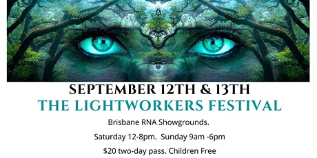The Lightworkers Festival tickets