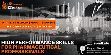 High Performance Skills for Pharmaceutical Professionals tickets