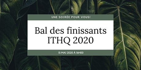 Bal ITHQ 2020 billets