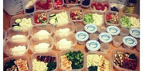 Meal Prep and Nutrition Class tickets