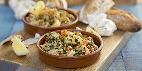 Dublin Cooking Class - Shellfish Workshop tickets