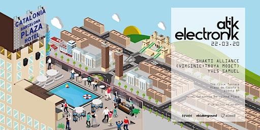 Atik Electronik #1: Opening Rooftop Party w/ Shakti Alliance