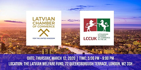Latvian Chamber - Joint Event with Lithuanian Chamber of Commerce in the UK tickets
