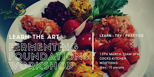 Fermenting Foundations Workshop