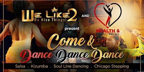 Come & Dance Dance Dance tickets