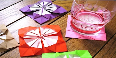 Mindful Origami for Adults - Walthamstow Library tickets