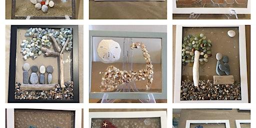 Seaglass and Pebble People