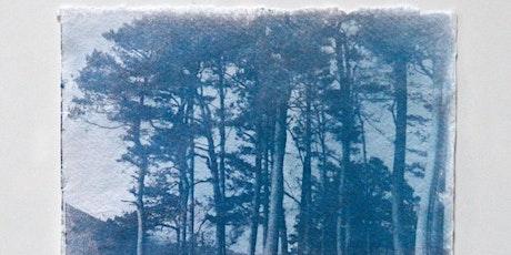 Making Cyanotype Prints tickets