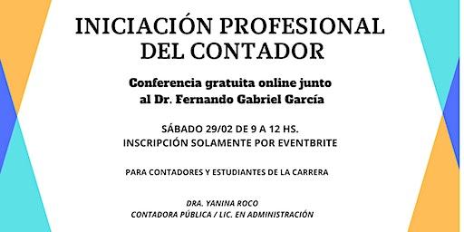 INICIACIÓN PROFESIONAL DEL CONTADOR