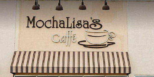 Dec 8th Mocha Lisa's Caffe' Not Your Average Paint-N-Sip