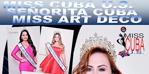 2020 Miss Cuba U.S. | Señorita Cuba | Miss Art Deco