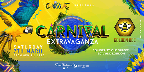 Chique Carnival Extravaganza (Rooftop) tickets