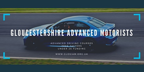 Introduction to Advanced Driving Webinar tickets