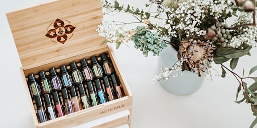 Using Essential Oils for Health + Happiness