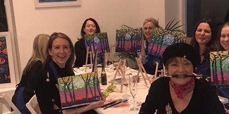 Paint & Sip! tickets