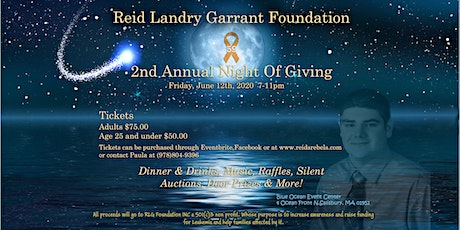 2nd Annual Night of Giving tickets
