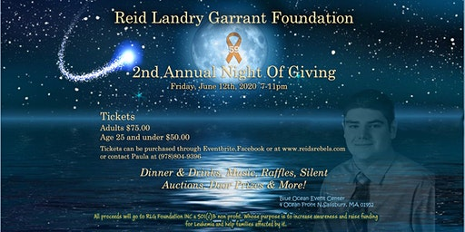 2nd Annual Night of Giving