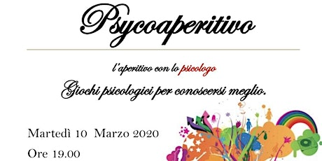 Psycoaperitivo tickets