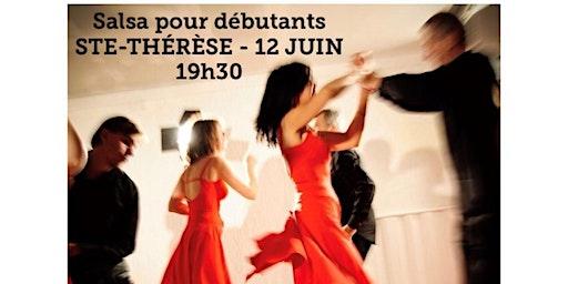 STE-ADÈLE - Danse SALSA - cours pour débutant 20$