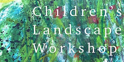Children's Landscape Painting Workshop
