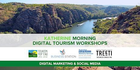 Katherine Morning Digital Tourism Workshops tickets