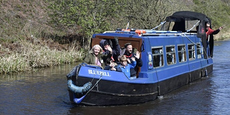Easter Bunny Boat Trips on the Union Canal tickets