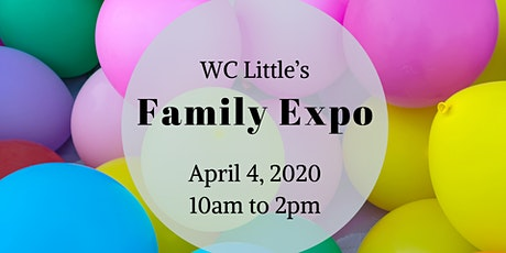 Family Expo at WC Little tickets