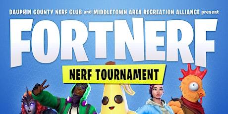 DCNC Fortnerf Tournament tickets