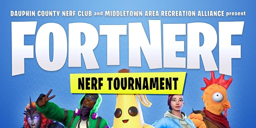 DCNC Fortnerf Tournament