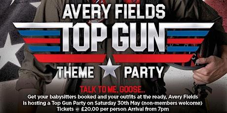 TOP GUN PARTY tickets