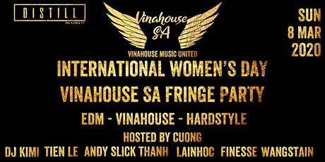 International Women's Day Vinahouse SA Fringe Party tickets