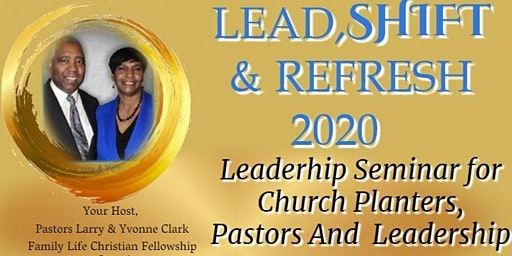 Lead, Shift & Refresh 2020