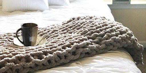 Chunky Blanket Workshop - ATL