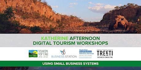 Katherine Afternoon Digital Tourism Workshops tickets