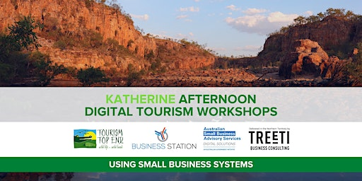 Katherine Afternoon Digital Tourism Workshops